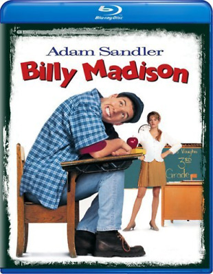 AU20.19 • Buy SANDLER,ADAM-BILLY MADISON Blu-Ray NEW
