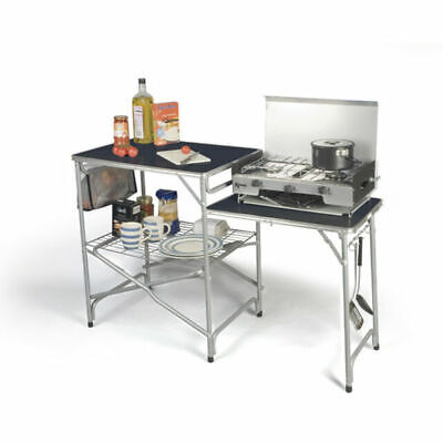 £64.99 • Buy Kampa FK0011 Colonel Field Kitchen Camping Equipment
