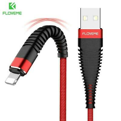 AU5.95 • Buy Genuine Braided Lightning Data Cable Charger Charging For IPhone 11 X XS MAX 8 7
