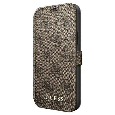 £23.39 • Buy Guess Charms Collection 4G Book Case For IPhone 12/12 Pro Brown