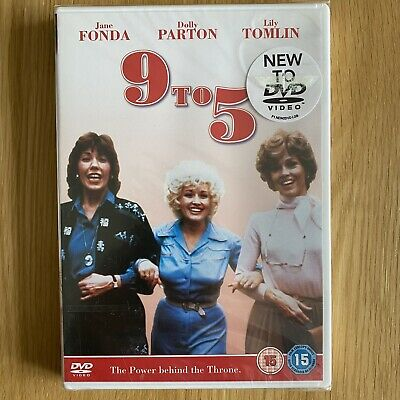 AU11.14 • Buy 9 To 5 NEW DVD Video Sealed Dolly Parton Nine To Five Jane Fonda Lily Tomlin