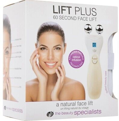 £79.99 • Buy Rio Beauty Plus 60 Second Face Lift Toner FALI7 Gel Collagen Patches CD New