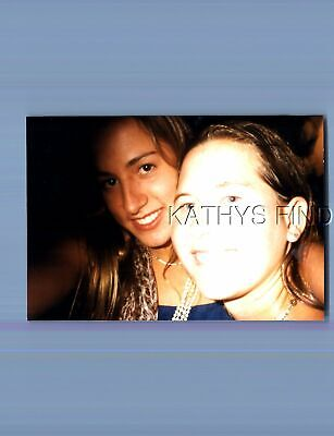 $ CDN8.47 • Buy Found Color Photo M+0110 Pretty Women Posed Together Smiling
