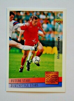 £6.85 • Buy Upper Deck WM World Cup 94 1994 USA/Preview 1993/Future Stars Marc Wilmots #125
