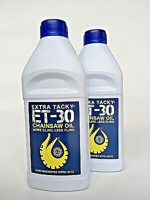 £8.99 • Buy 2 Litres Gator Chainsaw Saw Chain Oil For Guide Chain Cutter Bar Oil Pump Etc