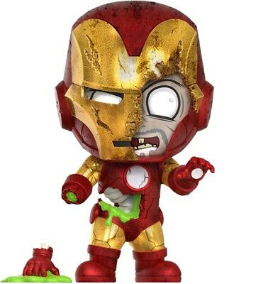 $ CDN85.18 • Buy Hot Toys Marvel Zombies Iron Man Cosbaby COSB817 New