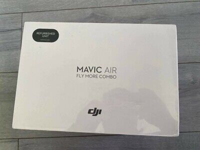 AU1323.79 • Buy DJI Mavic Air Fly More Combo REFURBISHED