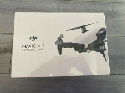 AU1608.23 • Buy DJI Mavic Air Fly More Drone Combo - Artic White