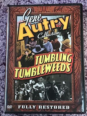 £9.99 • Buy Gene Autry Collection: Tumbling Tumbleweeds DVD Fully Restored Region 1