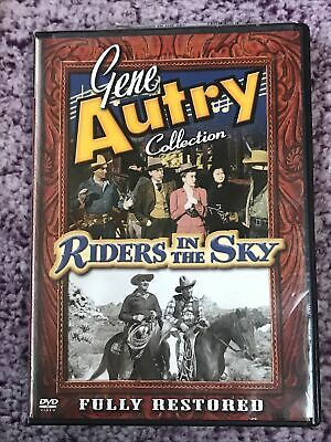 £9.99 • Buy Gene Autry Collection: Riders In The Sky (DVD, 2007) RARE Region 1
