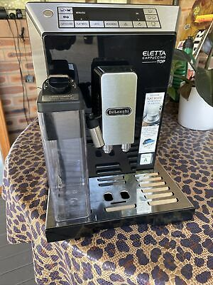 AU485 • Buy DeLonghi Eletta Cappuccino TOP 14 Cups Coffee Maker - White