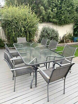 AU30 • Buy Outdoor Dining Setting With 8 Chairs