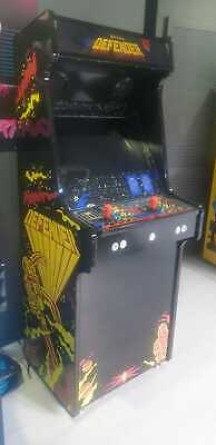 £1450 • Buy Defender Them Classic Retro Arcade Machine 2-player 15000+ Games & Fully Loaded