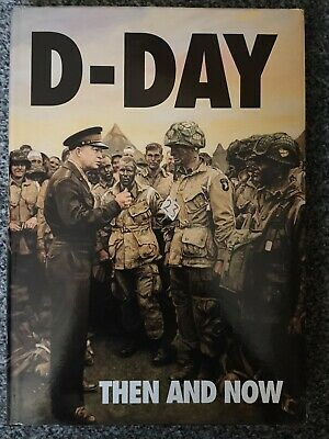 £22.37 • Buy D-Day Then And Now: V. 1 By After The Battle (Hardback, 1995) (200825)