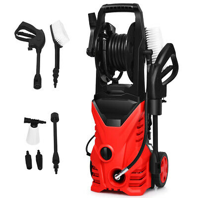 £79.99 • Buy Electric Pressure Washer 2030PSI 140 Bar Water High Power Jet Wash Patio Car