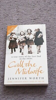 Book .....Call The Midwife....New • 5.30£