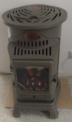 Provence 3400W Portable Gas Heater - Honey Glow Brown • 195£