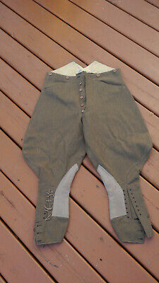 Ww2 Mens Officer Horse Riding Breeches Royal Engineers Army  • 59.99£