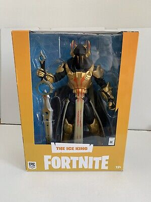 $ CDN68.31 • Buy Fortnite The Ice King Large 11 Inch Figure - New & Sealed Mcfarlane Toys