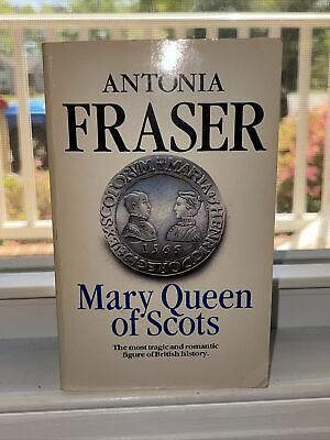 Mary Queen Of Scots Antonia Fraser • Paperback • Good Condition • • 2.05£