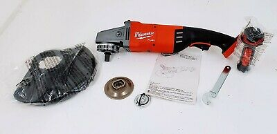 AU223.16 • Buy Milwaukee 2785-20 M18 Fuel 7 /9  Large Angle Grinder (Tool Only)