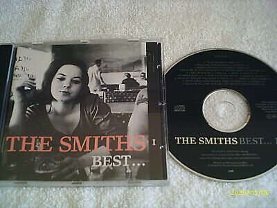 The Smiths - Best... I - Cd • 2.99£