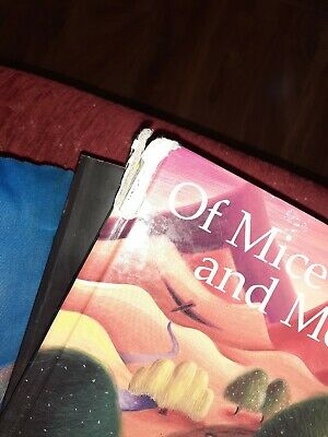 Of Mice And Men (with Notes) By Jim Taylor, John Steinbeck (Hardback, 2000) • 1.20£
