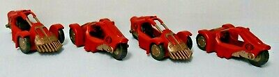 $ CDN10.31 • Buy Lot Of 4   Hasbro GI Joe The Rise Of Cobra RIP Attack Vehicle Crimson Guard