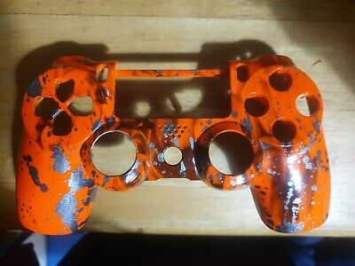 AU14.26 • Buy Custom Hydro Dipped Ps4 Controller V1 Front Case Plate Hard Shell