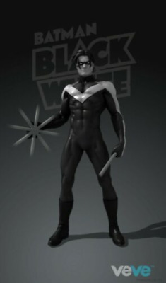 $1800 • Buy Jim Lee Nightwing First Appearance Sold Out Serial VeVe Digital NFT