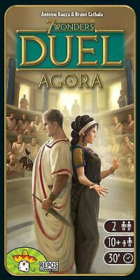 AU35.45 • Buy 7 Wonders: Duel - Agora Board Game Expansion