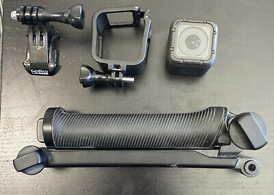 $ CDN90 • Buy Gopro Hero 4 Session Black + Many Accessories + 64gb Micro SD Card Used Like New