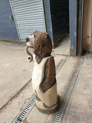 £400 • Buy Chainsaw Carving Bear