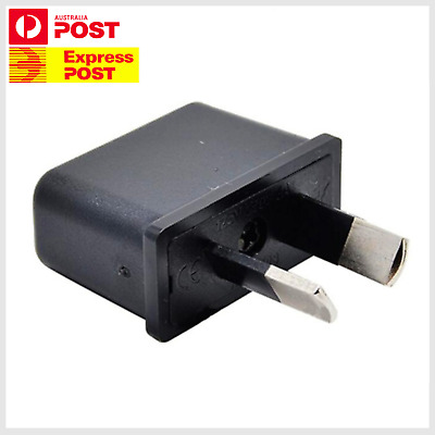 AU3.49 • Buy US EU USA EURO ASIA To AU AUS AUST AUSTRALIAN POWER PLUGS TRAVEL ADAPTER