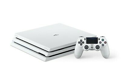 AU400 • Buy White *Destiny 2 Limited Edition* PS4 Pro Console With 48 Games, 3 Controllers