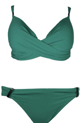 £5.25 • Buy Ex Marks And Spencer Jade Bikini Top OR Brief  Brand New Various Sizes