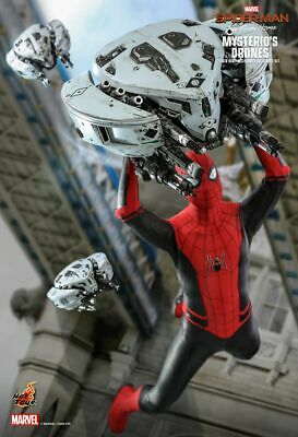 $ CDN270.16 • Buy UK Ready - Hot Toys Spider-Man: Far From Home - Mysterio's Drones