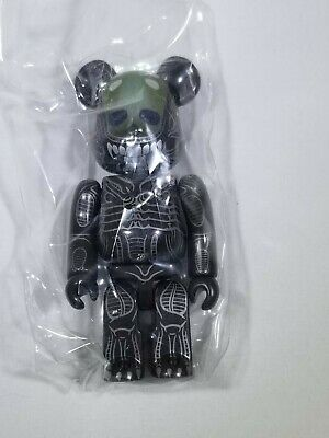 $60 • Buy H Alien BearBrick 100% Series 31 Horror  Be@rBrick