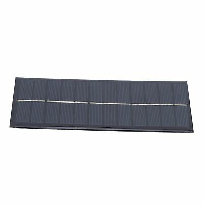 AU16.79 • Buy 2.5W 9V Solar Panel Polysilicon DIY Solar Charging Board Charger Module