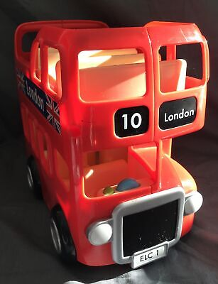£10.99 • Buy ELC Happyland London Bus With Sounds