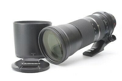 AU742.31 • Buy Tamron 150-600mm F/5-6.3 Di USD SP Lens For Sony A Mount - With Hood And Cpas