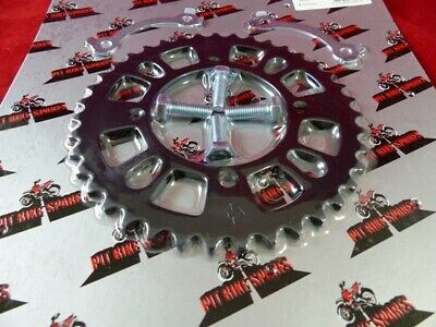 £11.99 • Buy Symoto High Quality 39 Tooth 420 Pitch SDG Fitment Rear Sprocket & Locking Kit