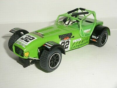 £27.99 • Buy Scalextric - Caterham Superlight R300-S #32 Green - NEW / Unboxed