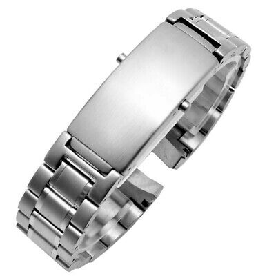 £28.50 • Buy 20mm Stainless Steel Replacement Strap Watch Bracelet Fits Omega Seamaster