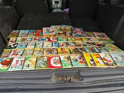 £81.63 • Buy Vintage Little Golden Books Lot
