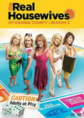 £6.24 • Buy The Real Housewives Of Orange County: Season 3 (DVD, 3 DISC)