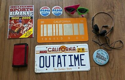 $ CDN39.17 • Buy Back To The Future Replica Props And Limited Edition Hoverboard Badge