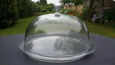 £35 • Buy Large Glass Cake Dome