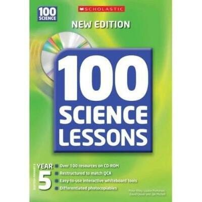 £3.33 • Buy 100 Science Lessons. Year 5, Scottish Primary 6 By Peter Riley (Mixed Media