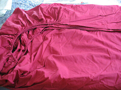 Ikea Wilm Double Fitted  Sheet  Depth 40 Cm • 12£